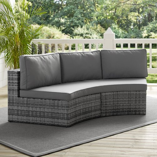 Highland Dunes Michal Round Patio Table Cover & Reviews |  Wayfa
