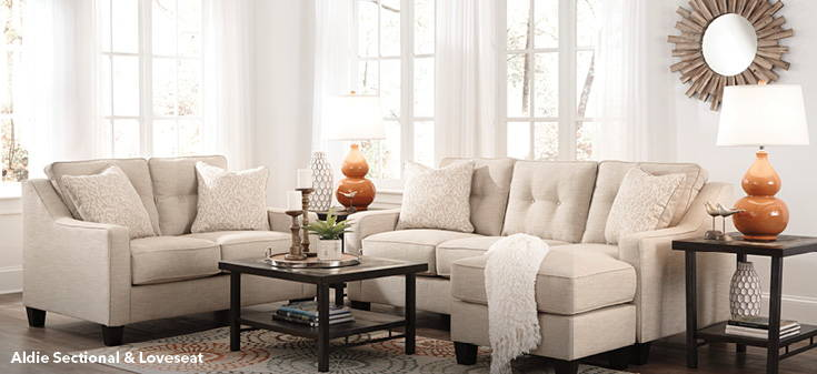 Mixing Design Styles - Dufresne Furniture & Applianc