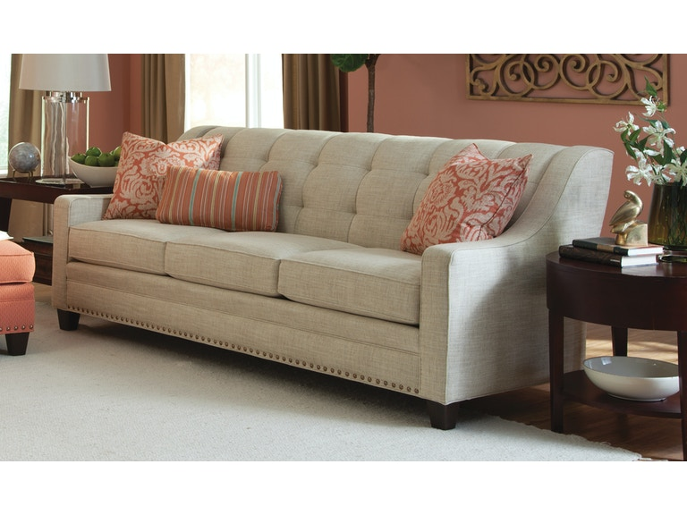 Smith Brothers Living Room Braxton Sofa 542831 - Kittle's.
