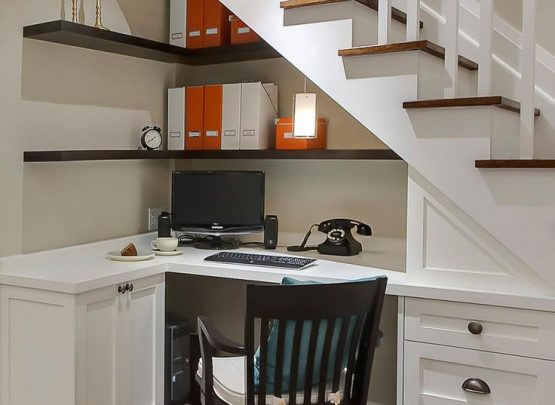 Clever Uses of the Under Stair Space - Edwards & Hamps
