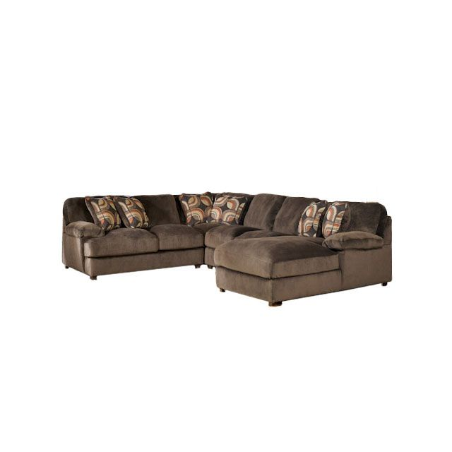 Truscotti Cafe Sectional |  Boston, MA - NH, RI - Bernie And Phyls.