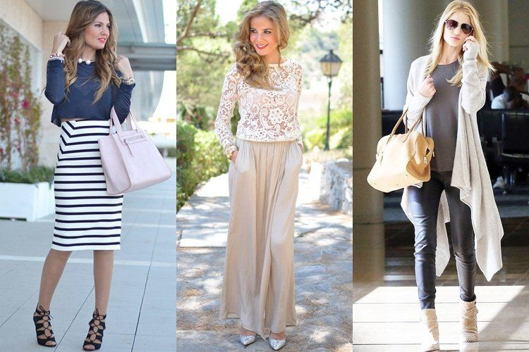 Casual Work Outfits for Women in 30s - fashiontur.com 2020.