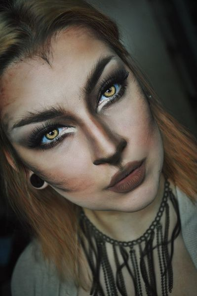 Holiday Party Make Up Idea Halloween Special |  Cool halloween.