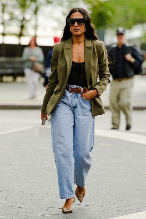 Varje Must-See Street Style-outfit från New York Fashion Week i.