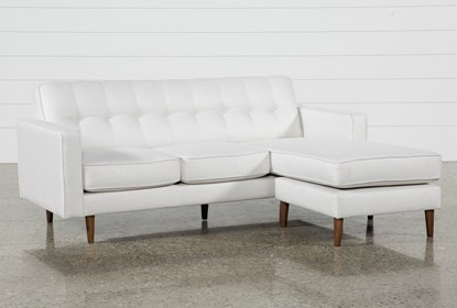 London Optical Reversible Sofa Chaise |  Living Spac