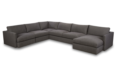 Sektionssoffor    The Dump Luxe Furniture Outl