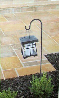 """ABC Products """"- Ground Stake ~ Outdoor Pathway Light - LED Solar."""