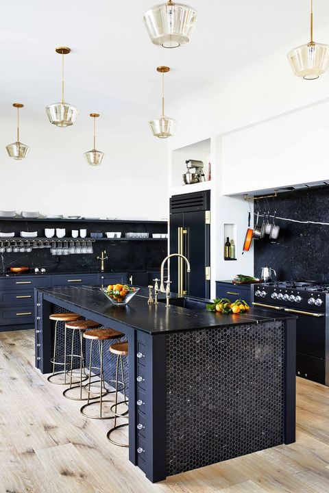50 Picture-Perfect Kitchen Islands - Beautiful Kitchen Island Ide