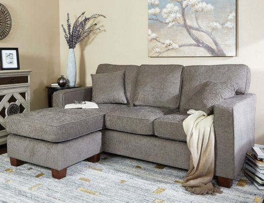 Sam's Club: Ave Six Russell Reversible Sectional Sofa för $ 399 +.