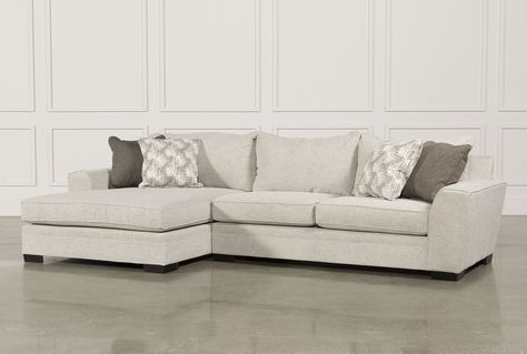 Delano 2 Piece Sectional W / Laf Chaise - Signature (con imágene