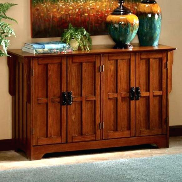 Mission Style Buffet Kitchen Sideboards And Buffets Furniture.
