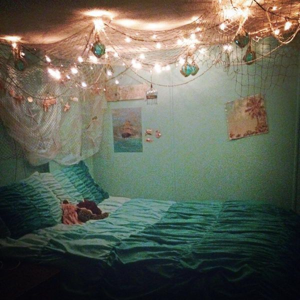 Little Mermaid Bedroom Decor Awesome 20 Under the Sea Decorations.