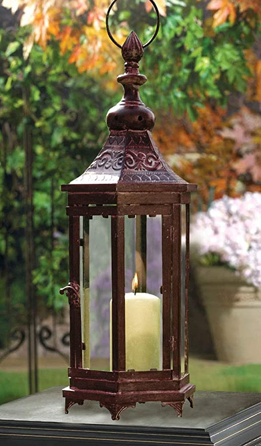 Amazon.com: PierSurplus Vintage Outdoor Candle Holders Lantern.