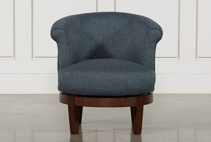 Theo II Accent Swivel Chair    Living Spac