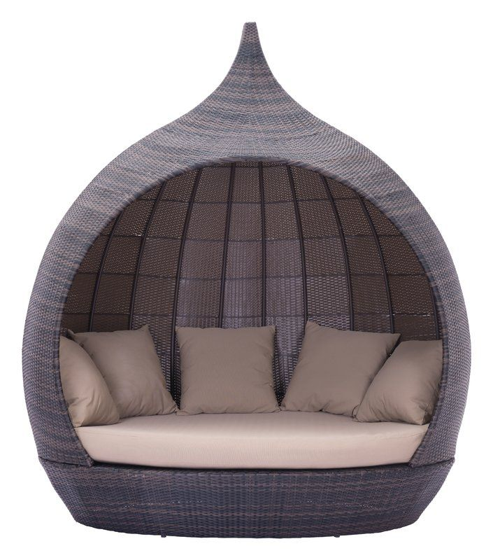 Hatley Patio Daybeds With Kuddar