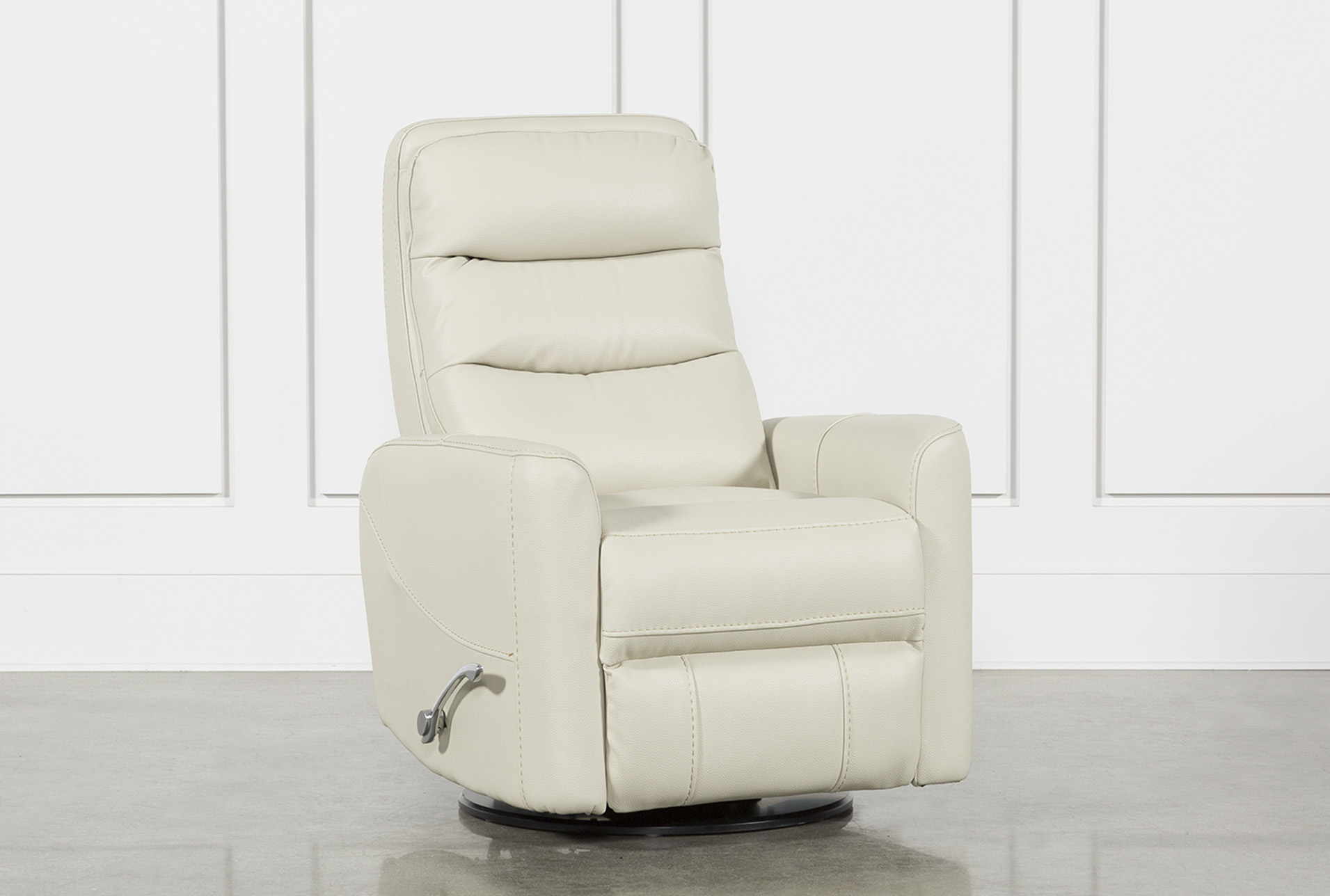 Hercules Oyster Swivel Glider Recliners