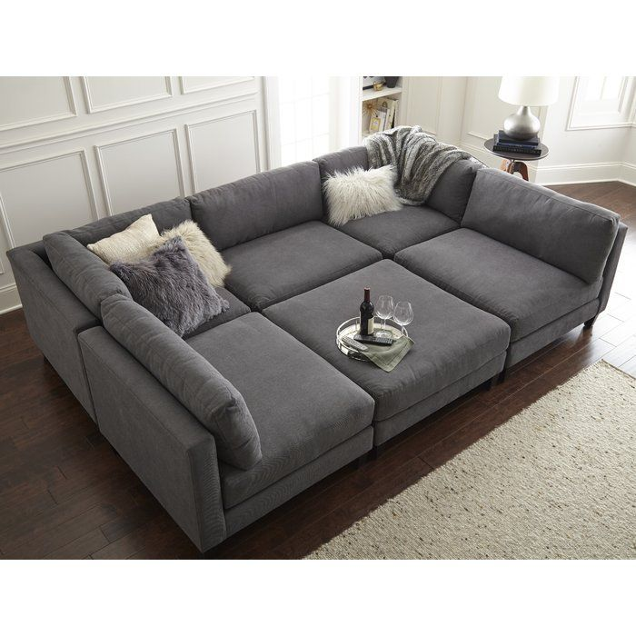 Joss And Main Sectional Soffor