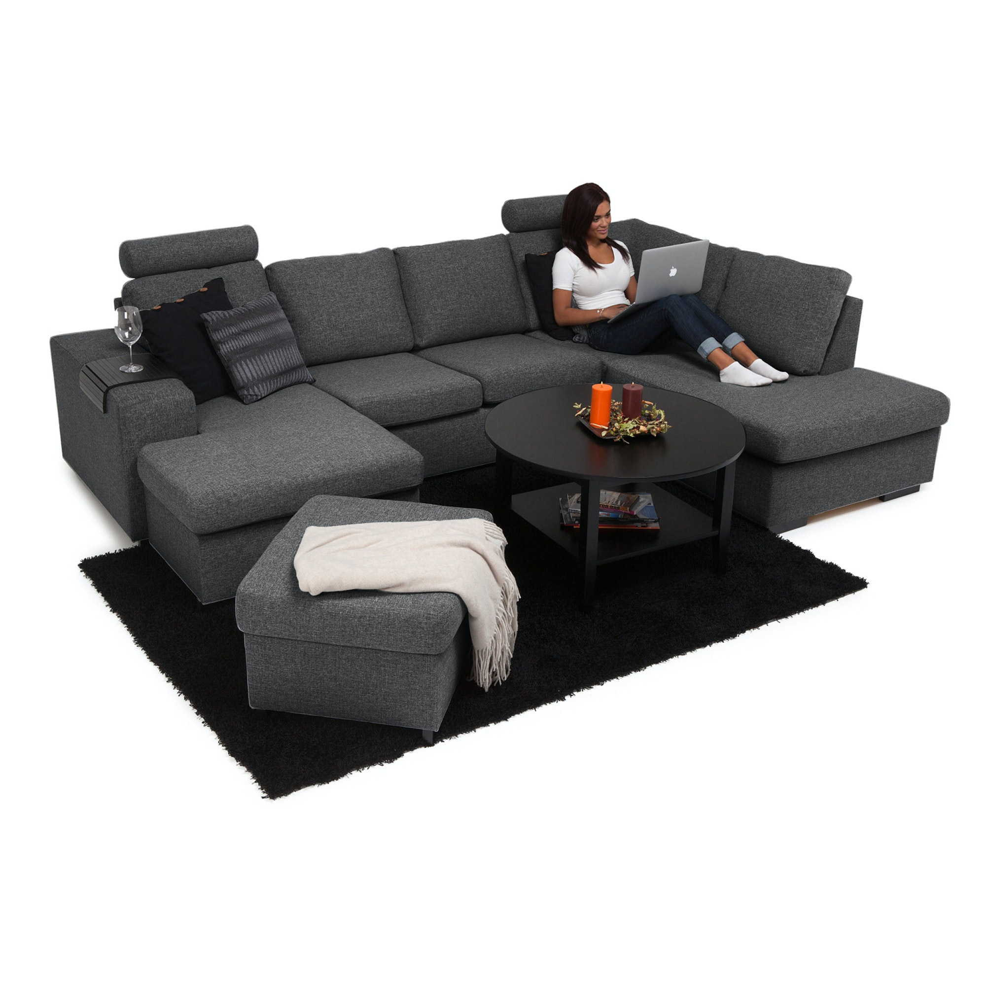 Memphis Sectional Soffor
