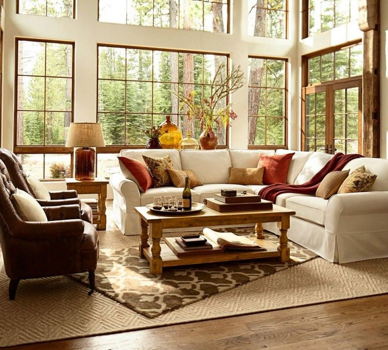 Pottery Barn Sectional Soffor