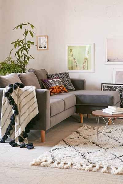 Quincy Il Sectional Soffor